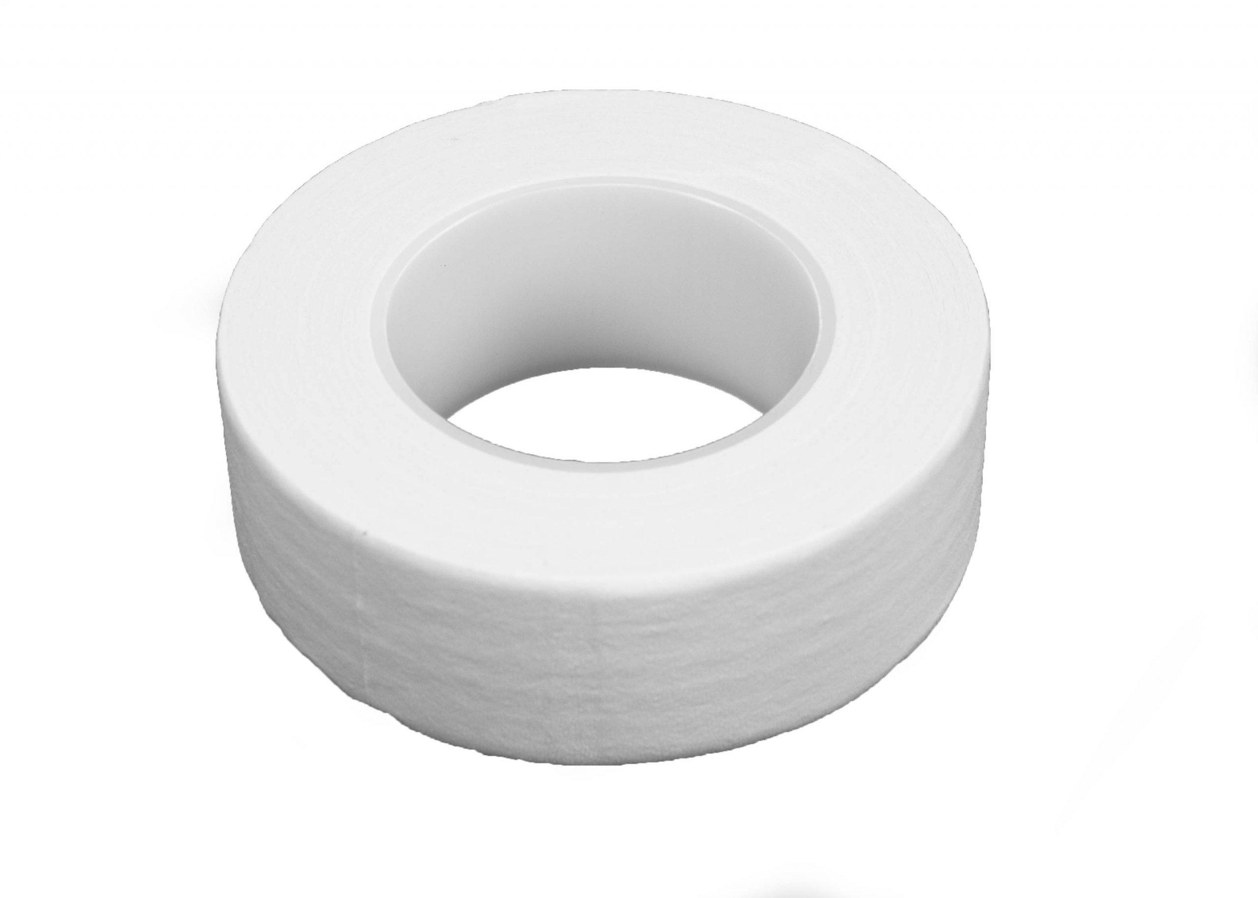Taśma maskująca biała 2,5 cm szer