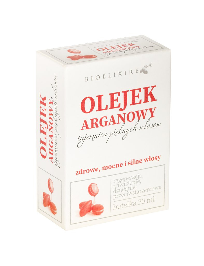 Bioelixire Olejek arganowy 20ml