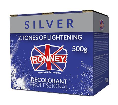 Ronney Silver Rozjaśniacz 500g