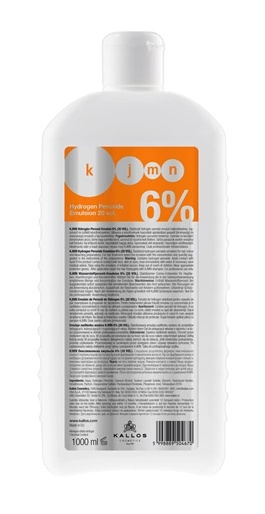 Kallos oxydant woda utleniona 6% 1L