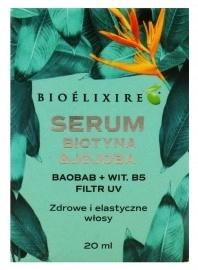 Bioelixire Serum biotyna i jojoba 20ml