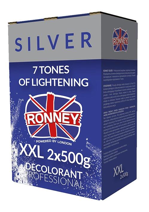 Ronney Silver Rozjaśniacz 2x500g