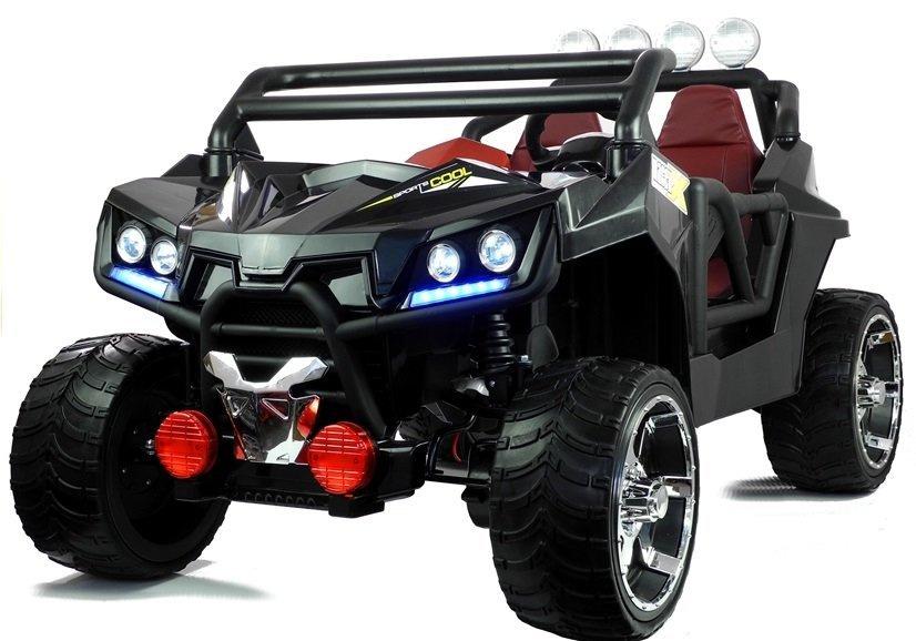 Auto na akumulator KL2988 Czarny