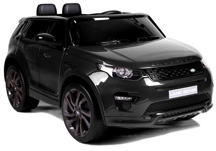 Auto na Akumulator Land Rover HL2388 Czarny Lakierowany