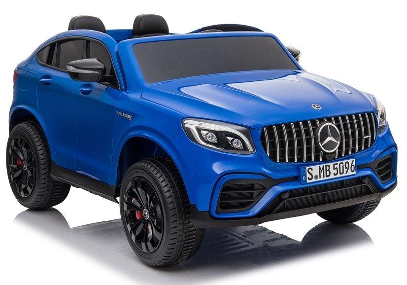 Auto na Akumulator Mercedes GLC 63S Niebieski Lak
