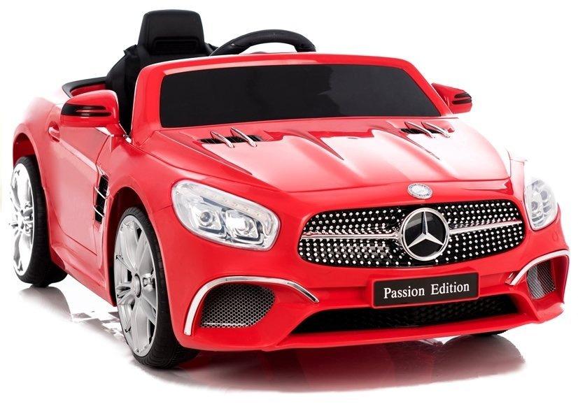 Auto na Akumulator Mercedes SL  Czerwony