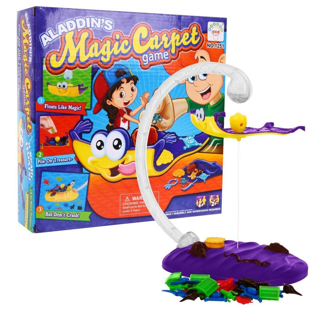 Gra Magiczny Latający Dywan