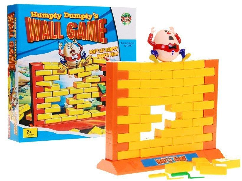 Gra Ściana Wall Game PL Spadające Jajko