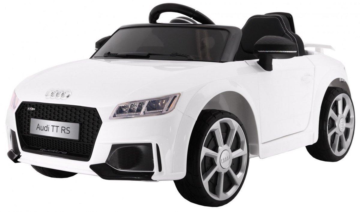 Pojazd AUDI Quatro TT RS EVA 2.4G Biały