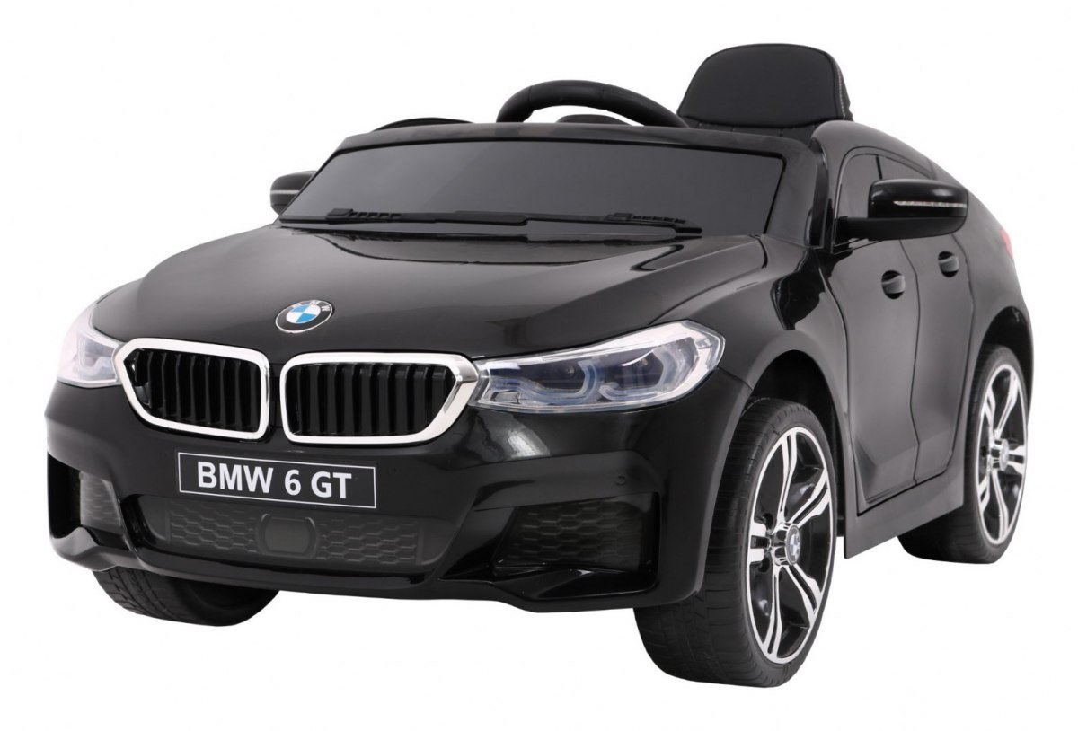 Pojazd BMW 6 GT Czarny