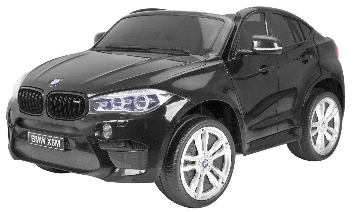 Pojazd BMW X6M 2 os. XXL Czarny