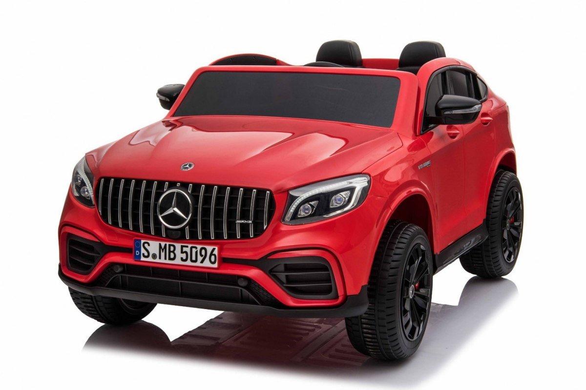 Pojazd Mercedes GLC 63S Czerwony
