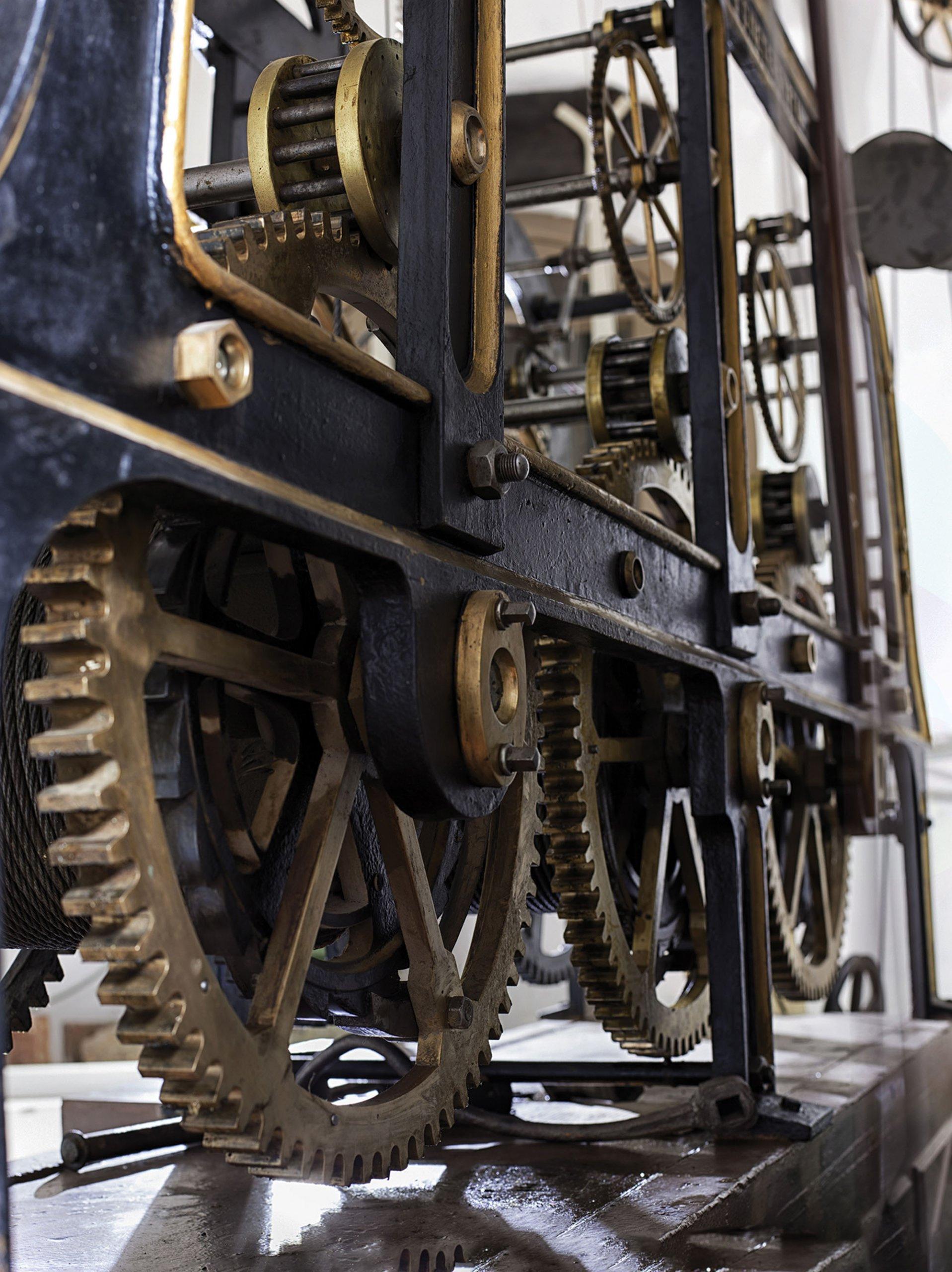Fototapeta metal tryby maszyna fototapety