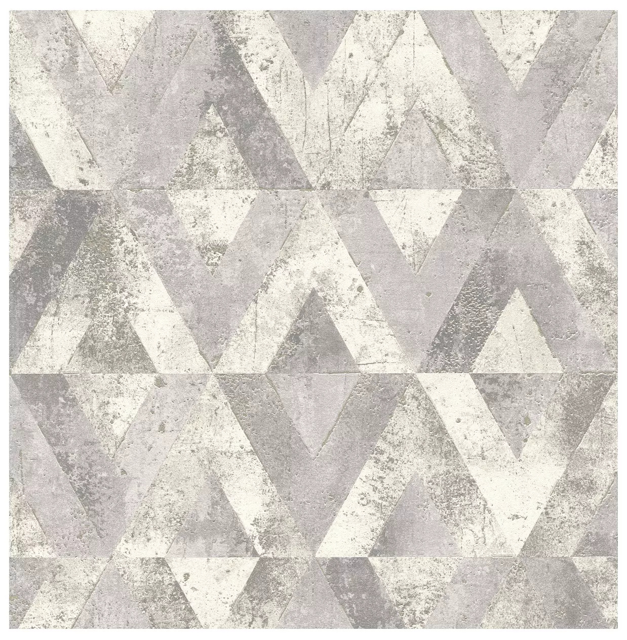 Tapeta winylowa na ścianę geometryczna trójkąty