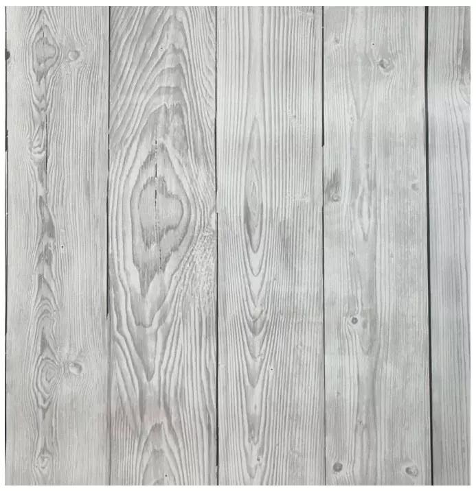 Okleina folia meblowa jasne szare drewno