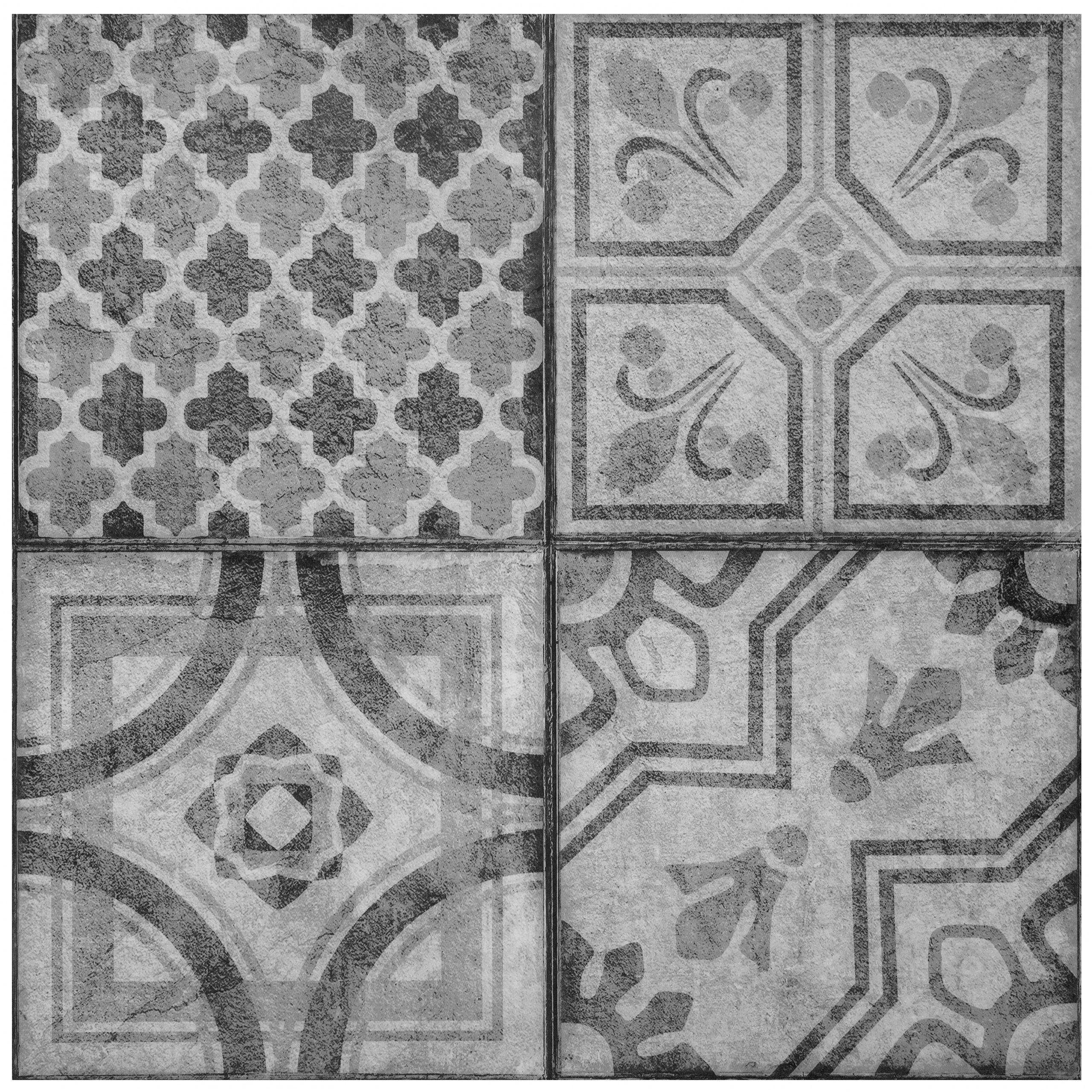 Płytki podłogowe samoprzylepne PCV mozaika winyl
