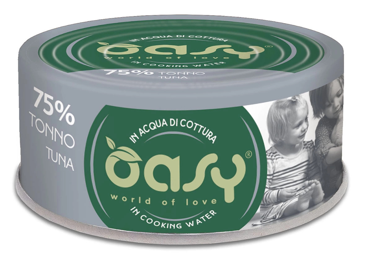 Oasy MORE LOVE tuńczyk 70g